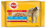 PEDIGREE kapsička JUNIOR BONUS 4pack