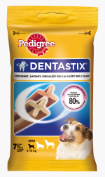 PEDIGREE pochúťky DENTA Stix SMALL 7pack