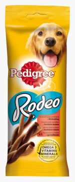 PEDIGREE pochúťka Rodeo 70g