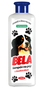 BELA shampoo with insecticide 230ml