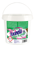 FIXINELA tablets for urinal Pine Fresh 1000g