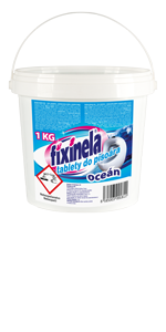 FIXINELA tablets for urinal ocean 1000g