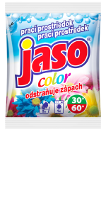 JASO laundry detergent for colours 80g