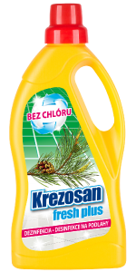 KREZOSAN Fresh Plus środek do podłóg 750 ml